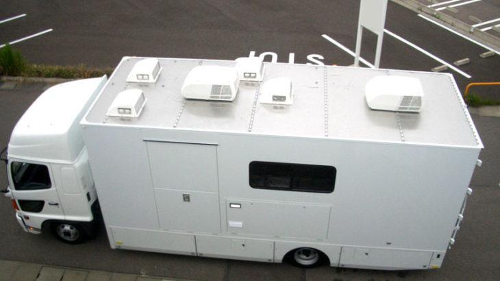 キッチンカー[4t車・オールガス仕様]2