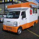 ロコモコ移動販売車【お問合せNO.042】